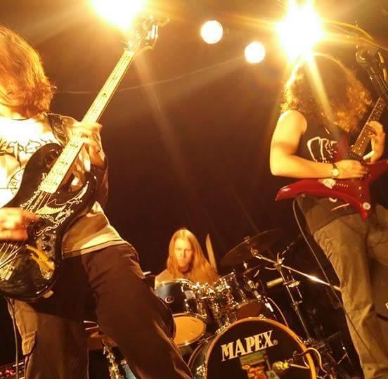 Canadian Thrash  – METAL MORPHEUS w. Amendola